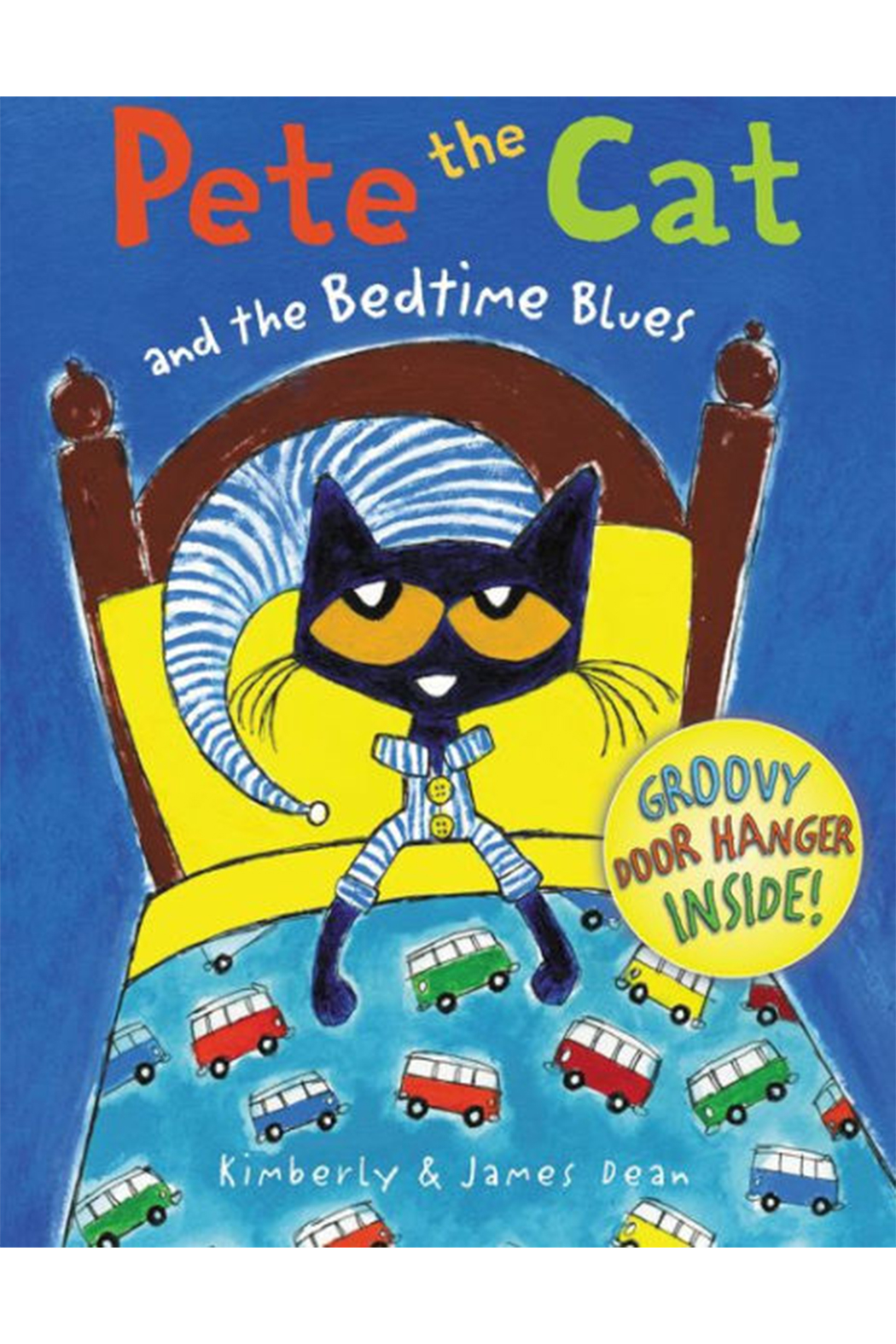 Harper Collins Publishers Pete The Cat And The Bedtime Blues - Main Image