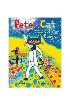 Harper Collins Publishers Pete The Cat And The Cool Cat Boogie - Alternate List Image