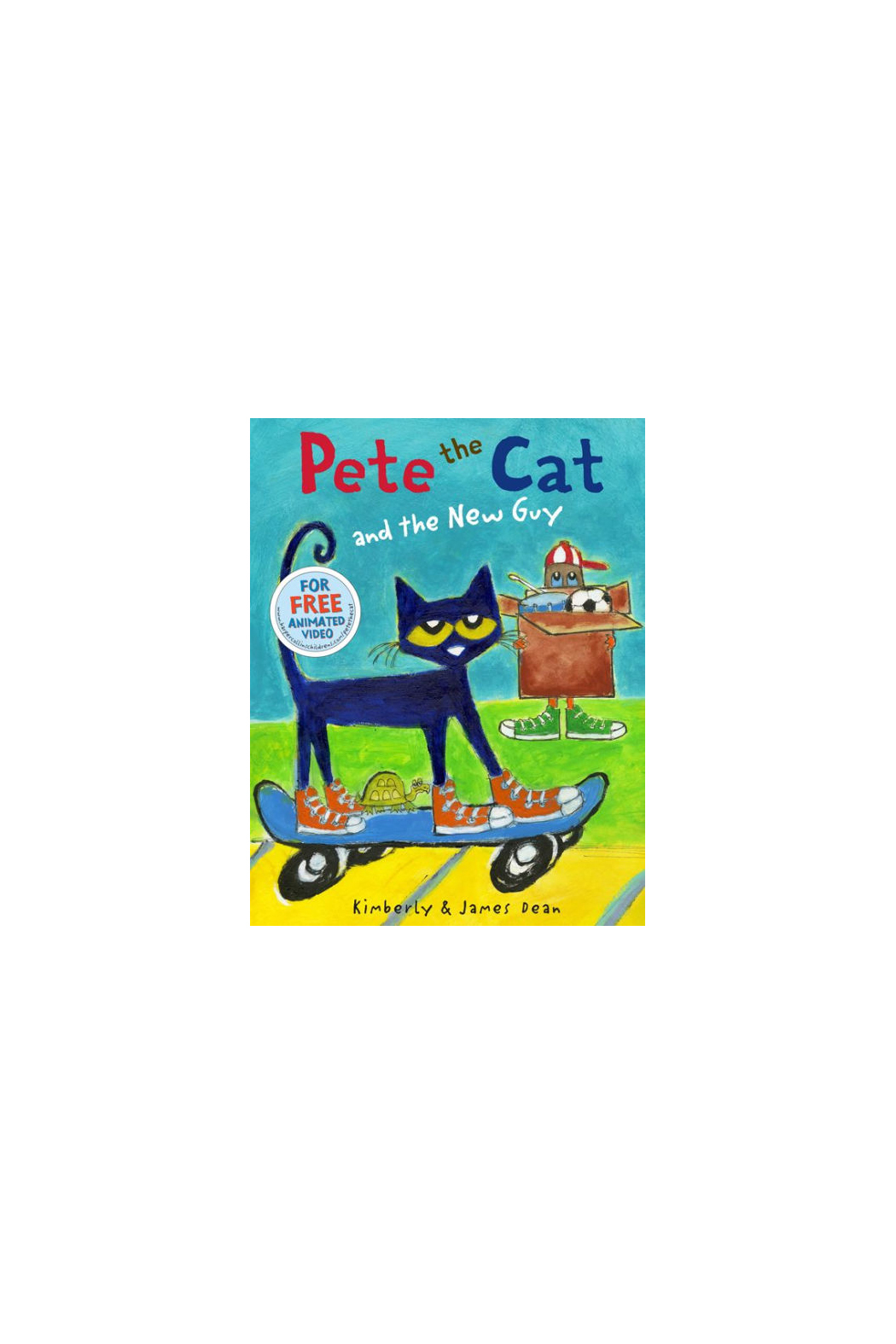 Harper Collins Publishers Pete The Cat And The New Guy - Main Image