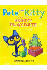 Harper Collins Publishers Pete The Kitty And The Groovy Playdate - Product Mini Image