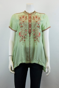 Pete & Greta Koba Blouse - Product List Image