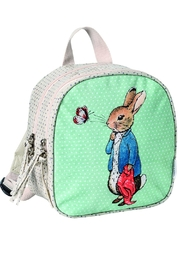 Peter Rabbit Backpack Thermal Lunch Bag - Front cropped