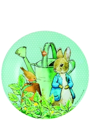 Peter Rabbit Child's Plate - Product Mini Image