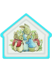Peter Rabbit Tray - Front cropped