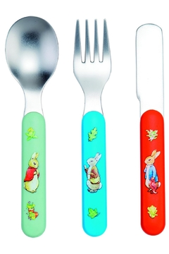 Peter Rabbit Cutlery - Product List Image