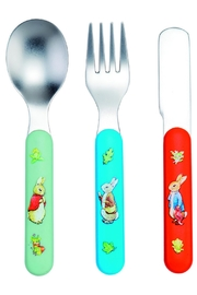 Peter Rabbit Cutlery - Product Mini Image