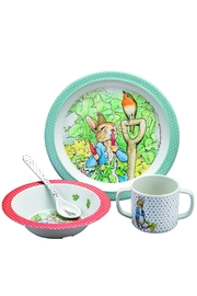 Peter Rabbit Tableware Set - Product Mini Image