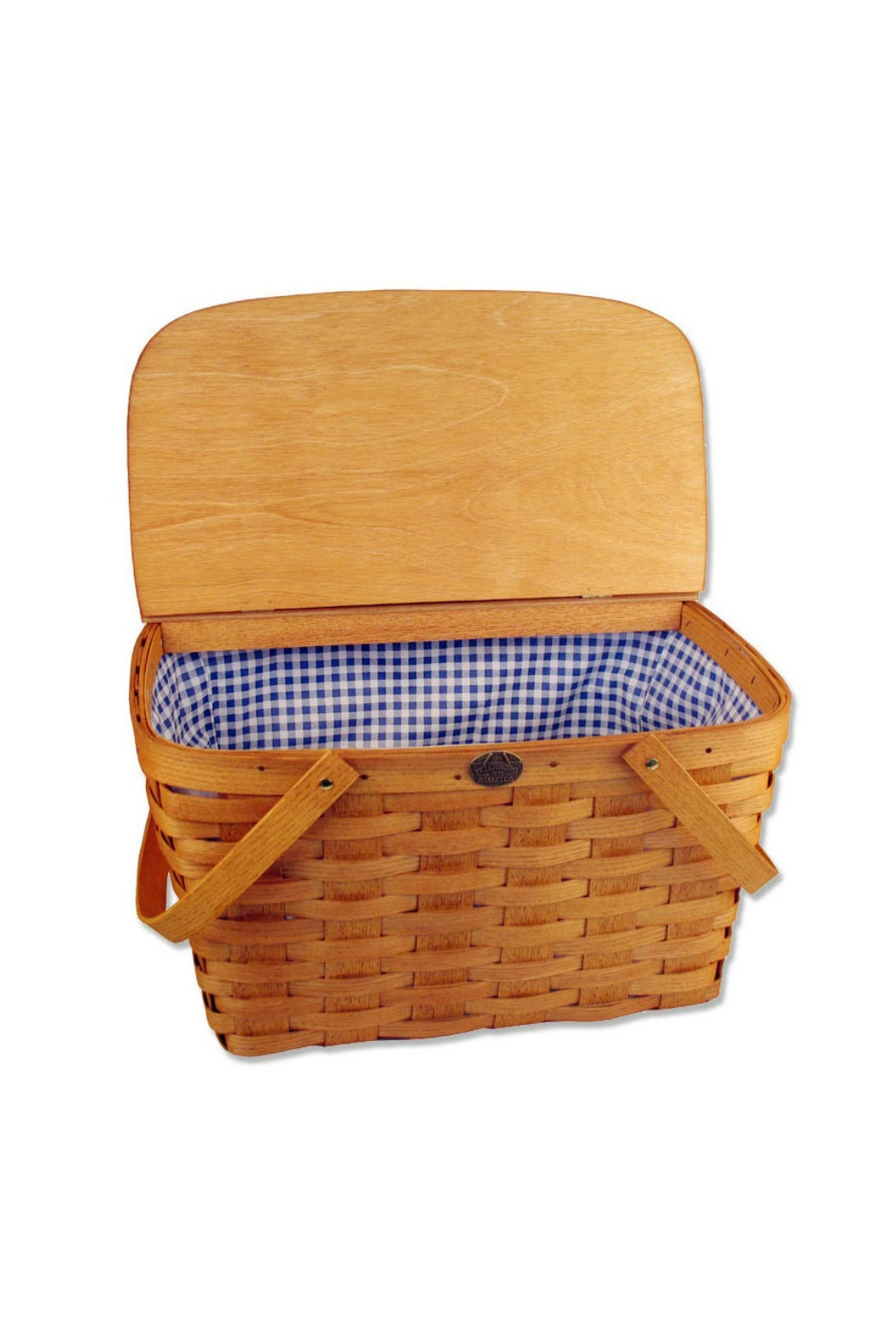 Picnic Basket Business : Peterboro basket company classic picnic from palm