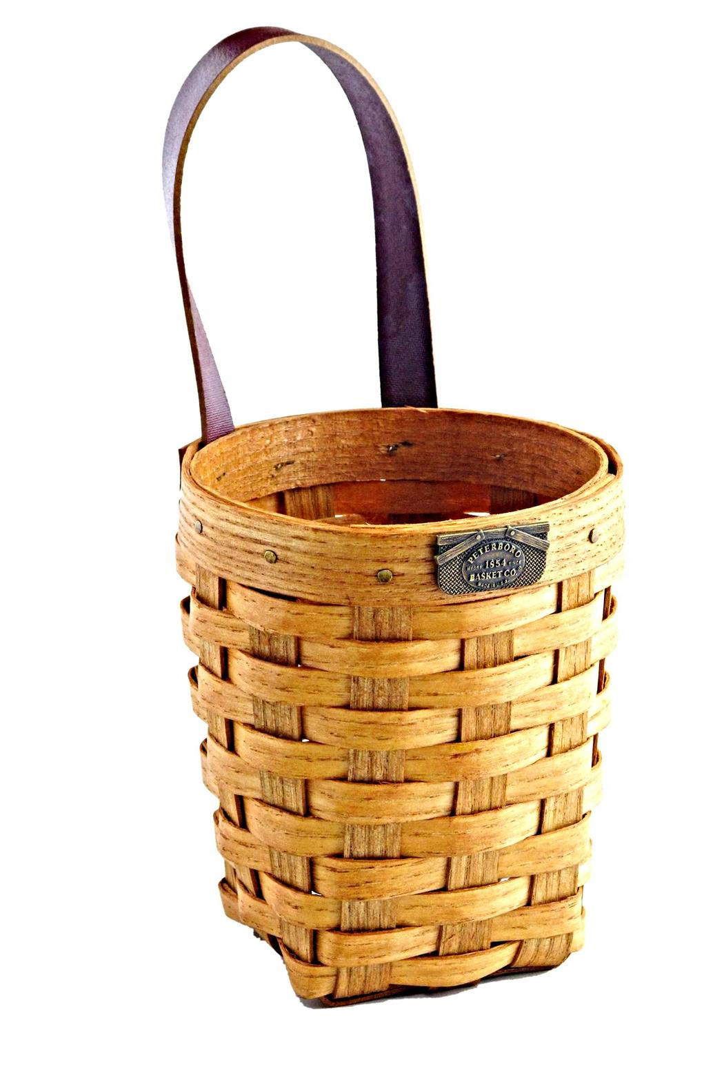 Peterboro Basket Company Doorknob Basket - Front Cropped Image