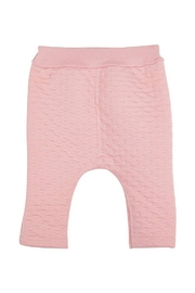 Petit Bateau  Baby Quilted Tube Knit Pants - Product Mini Image