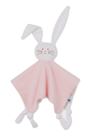 Petit Bateau  Baby Stuff Comforter Bunny Toy - Front cropped