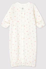 Petit Bateau  Combisac Baby Boat Gown 2 in 1 For Newborns - Product Mini Image