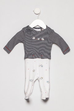 Petit Lem Navy Stripe Lions - Product List Image