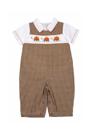 Petit Ami Pumpkin Longall - Front cropped