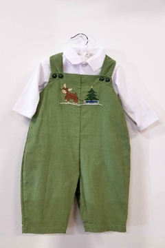 Shoptiques Product: Reindeer Corduroy Longall