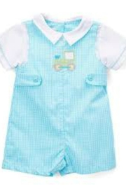 Petit Ami Train Shortall - Product Mini Image