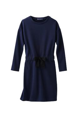 petit bateau Long-Sleeve Jersey Dress - Product List Image