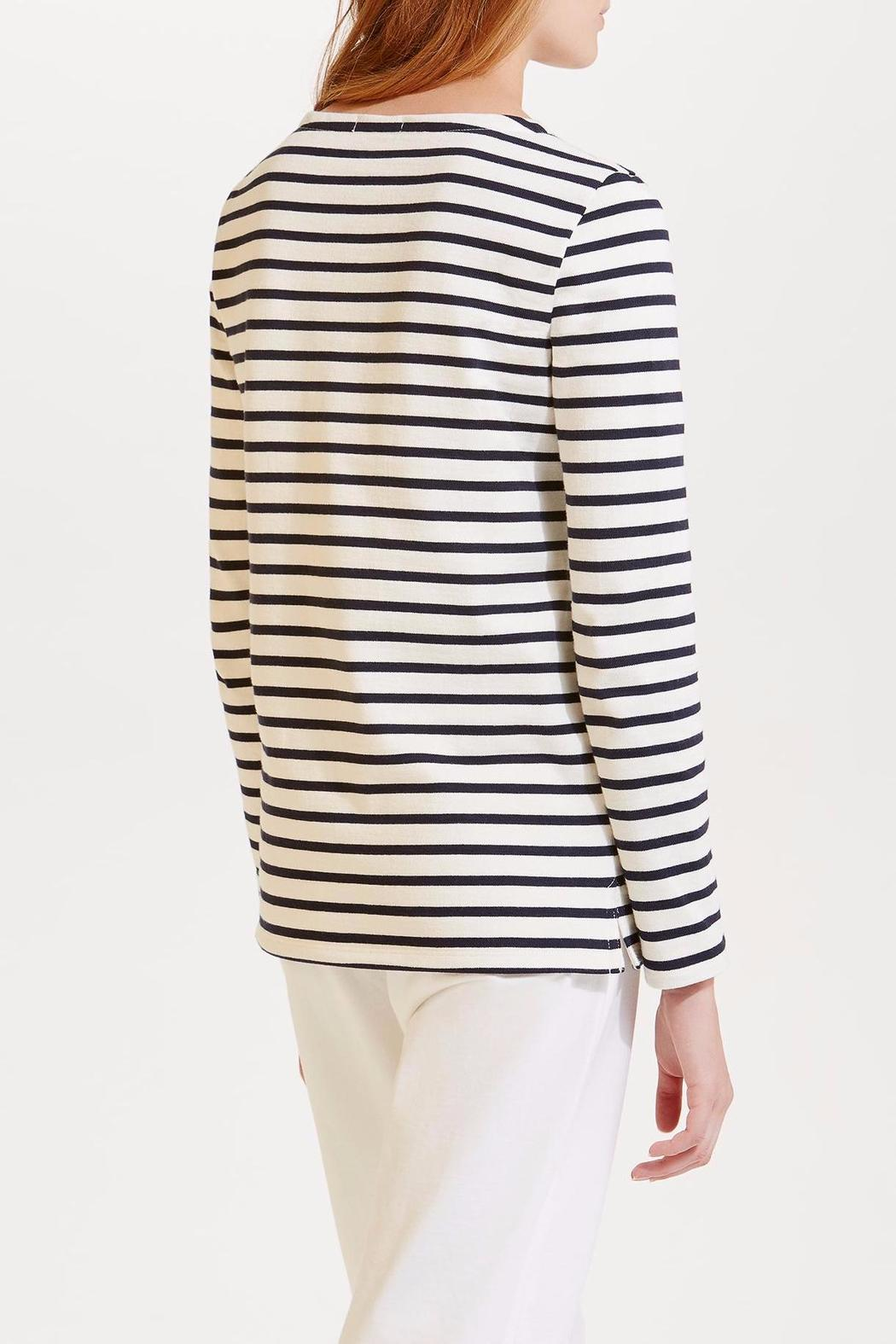 7aecfdad91e98 Petit Bateau Striped Cotton Top from Edinburgh by Just g Boutique ...