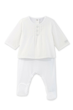 Shoptiques Product: White Baby Blouse