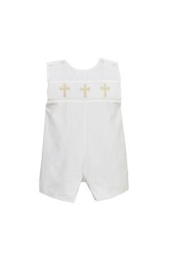 Shoptiques Product: Smocked Cross Jon-Jon