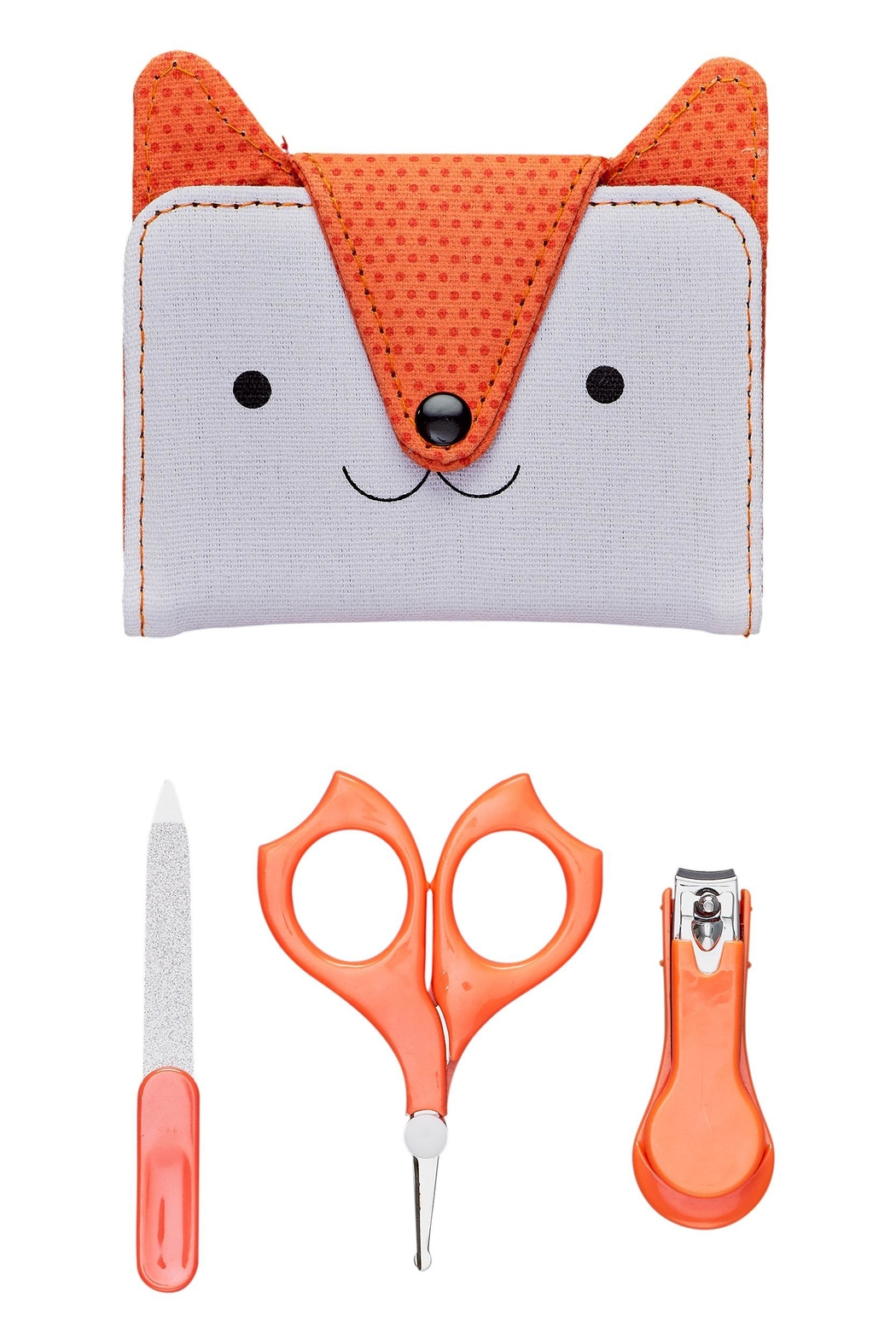 Petit Collage Baby Manicure Set - Front Full Image