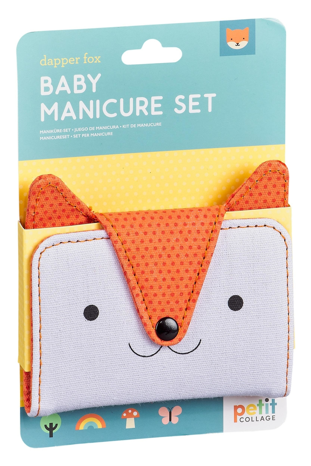 Petit Collage Baby Manicure Set - Front Cropped Image
