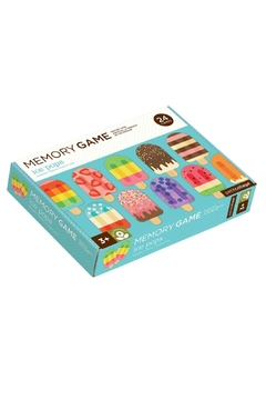 Petit Collage Icepops Memory Game - Product List Image