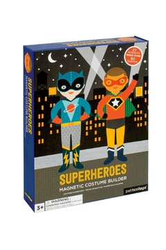 Shoptiques Product: Magnetic Superhero Friends