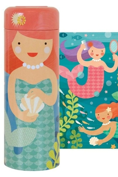Shoptiques Product: Mermaid Bank Puzzle