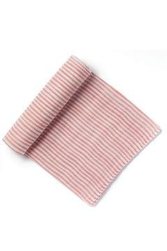 Petit Pehr Stripe Swaddle Pink - Alternate List Image