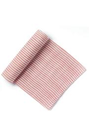 Petit Pehr Stripe Swaddle Pink - Product Mini Image