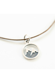 Bronwen Petite B Landscape Sumimit Necklace - Product Mini Image