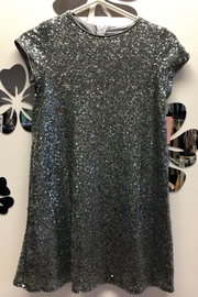 Petite Adele Sequence Dress - Front cropped