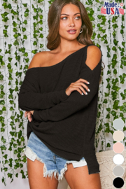 Fantastic Fawn  PETRA TOP - Front cropped