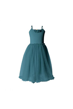Maileg Petrol Ballerina Dress - Product List Image