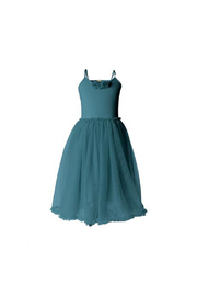 Maileg Petrol Ballerina Dress - Product Mini Image