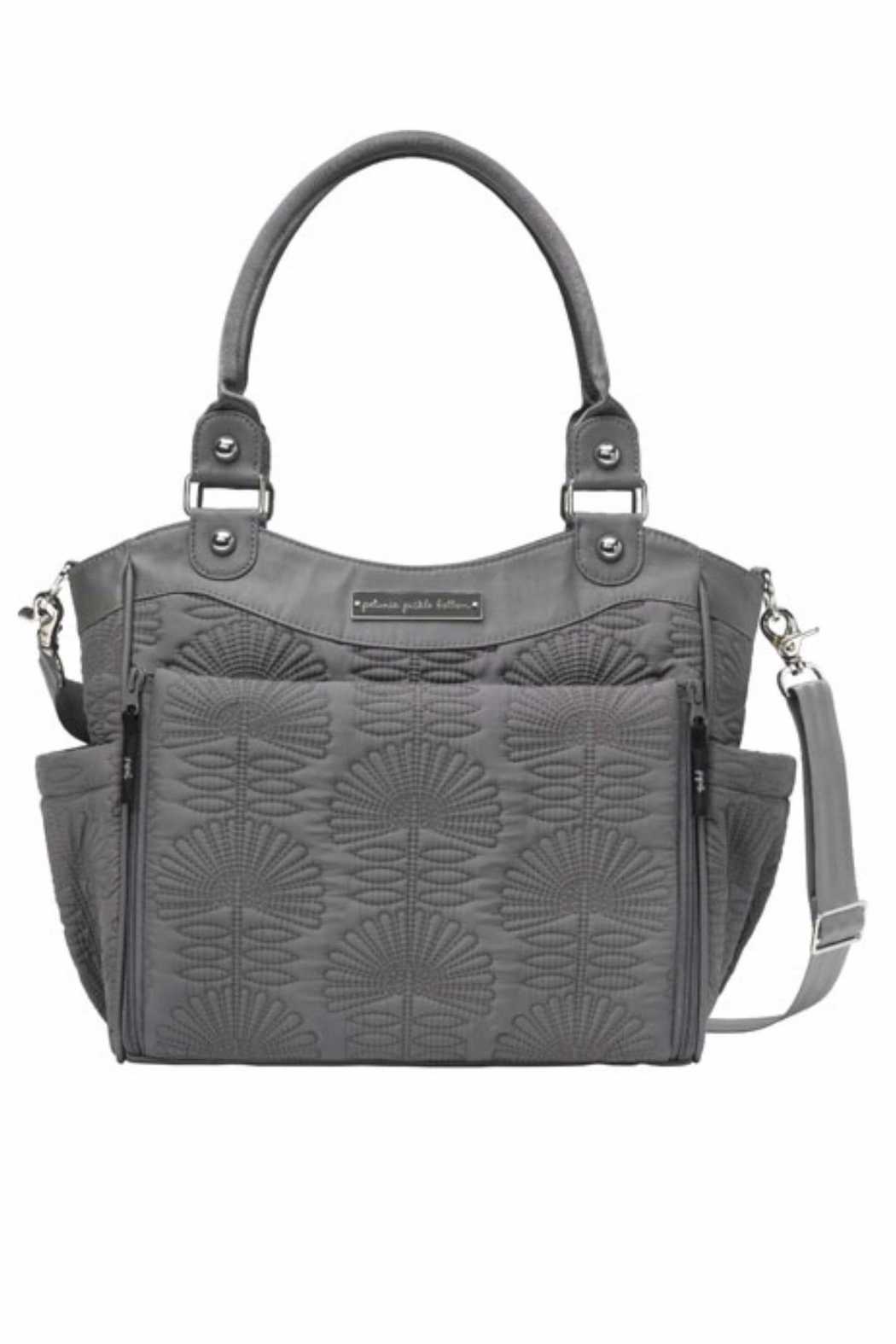 Petunia Pickle Bottom City Carryall Diaper Bag - Front Cropped Image