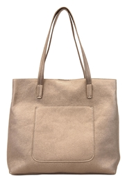 Joy Susan Pewter Carry-All Tote - Product Mini Image