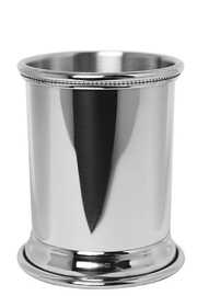 The Birds Nest PEWTER LOUISIANA JULEP CUP - 12 OZ - Product Mini Image