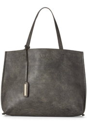Street Level Pewter Reversible Tote - Product Mini Image