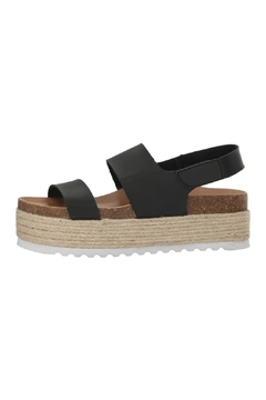 Dirty Laundry Peyton Platform Sandal - Product List Image