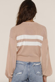 Heartloom Peyton Sweater - Side cropped