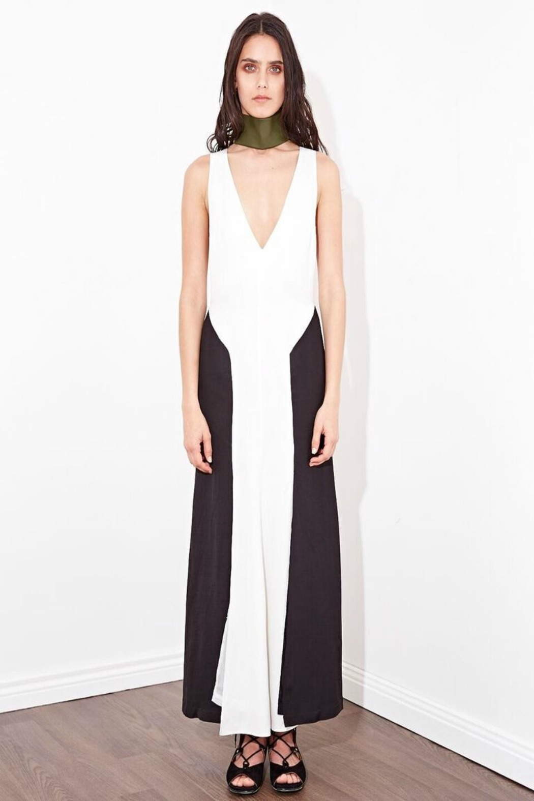 Pfeiffer Capote Ankle Length Dress - Main Image