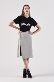 Pfeiffer Private Black Tee - Product Mini Image