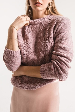 Shoptiques Product: Phaedra Chenille Sweater