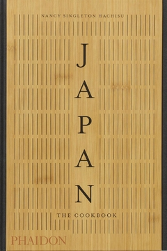 Phaidon Books Japan The Cookbook - Product List Image