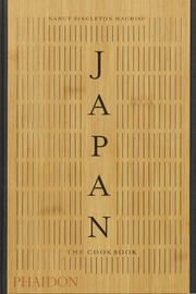 Phaidon Books Japan The Cookbook - Front cropped