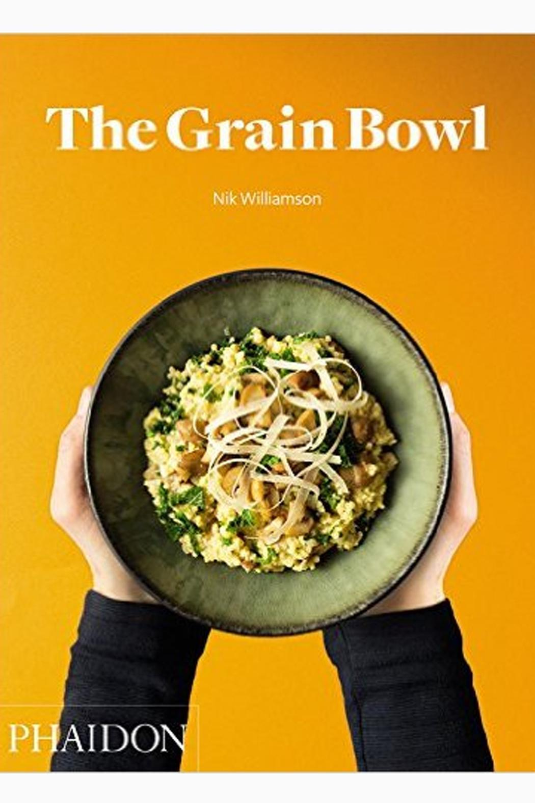 Phaidon Books The Grain Bowl Book - Front Cropped Image