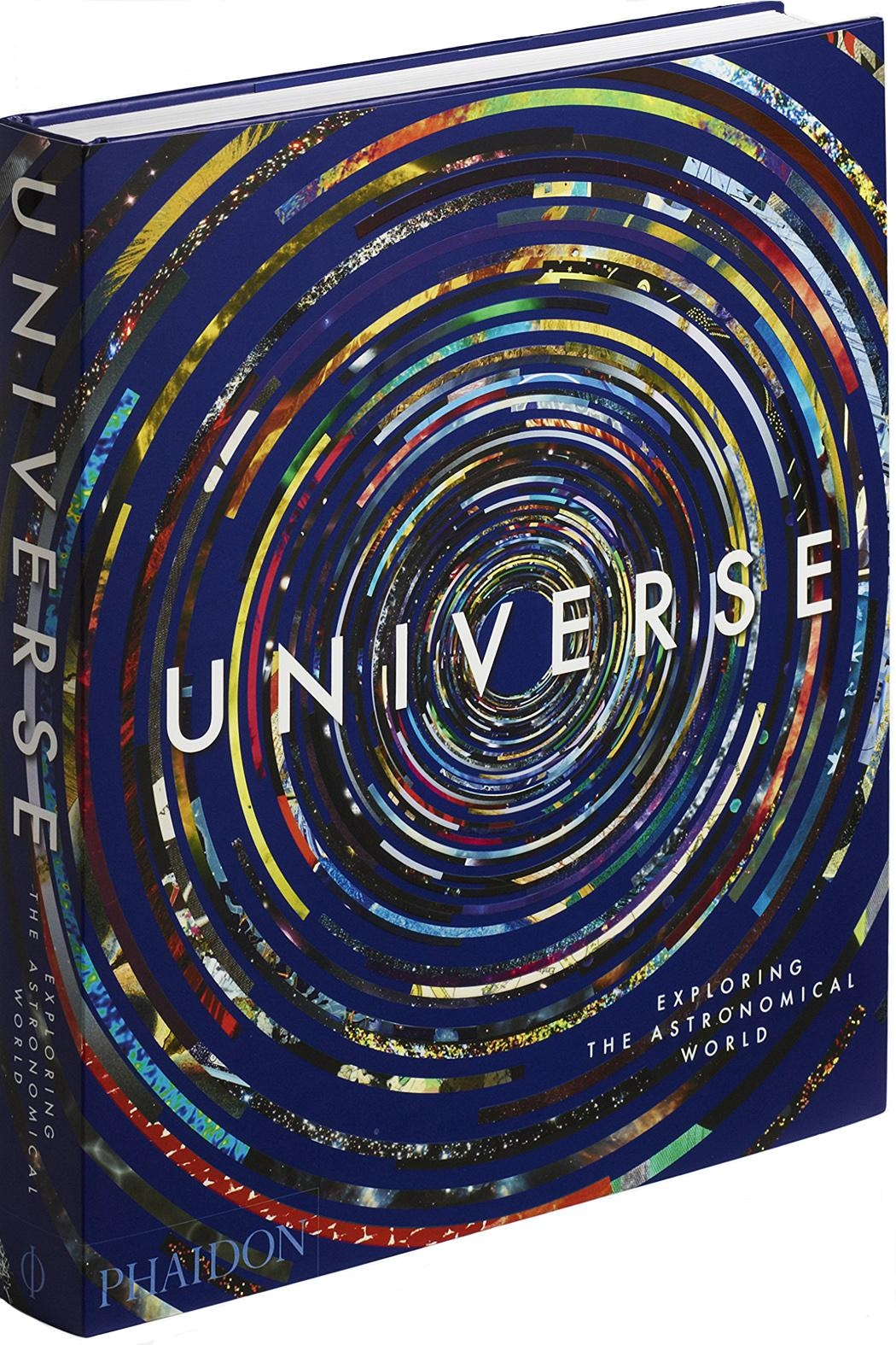 Phaidon Books Universe - Front Cropped Image