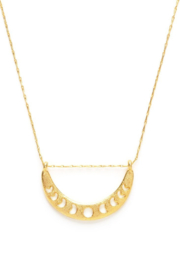 AMANO STUDIO Phases of the Moon Necklace - Product Mini Image